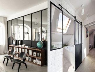 A quoi servent une verrière et une cloison vitrée ?
