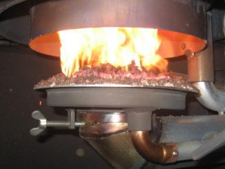 chaudière à granulés de bois