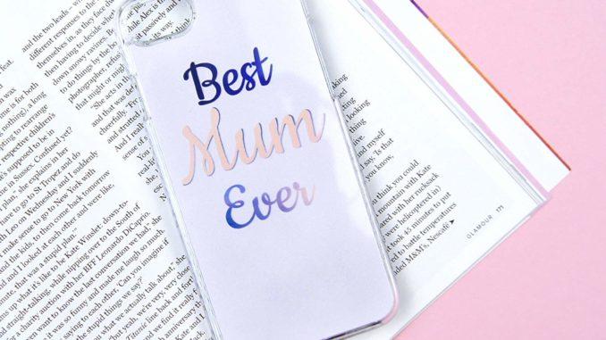 coque iPhone 7 Best Mum Ever