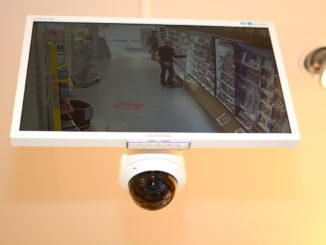 mini caméra espionne