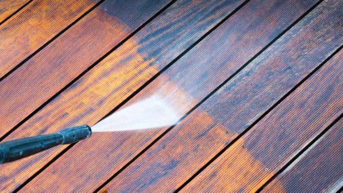 entretenir sa maison en bois