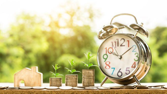 Taux négatif sur le crédit hypothécaire