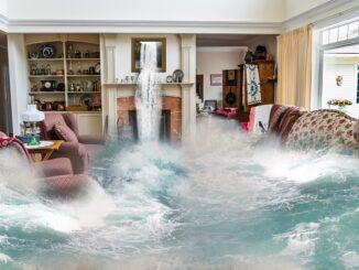 Fuites d'eau et inondations